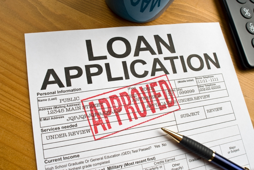 Loan Applications - APPROVED
